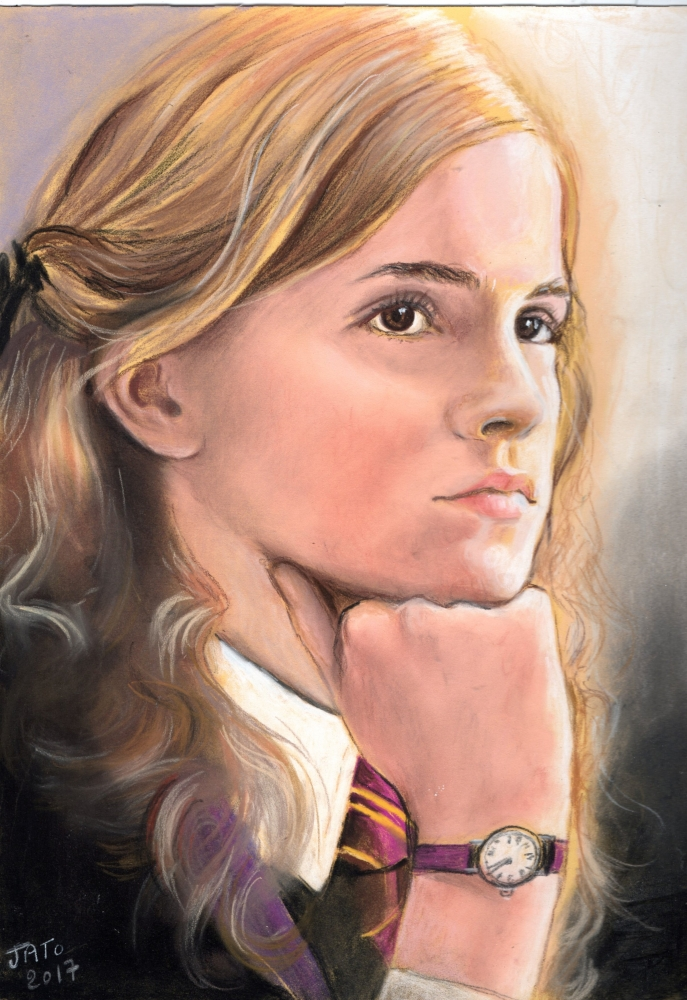 Emma Watson by Jackie.To